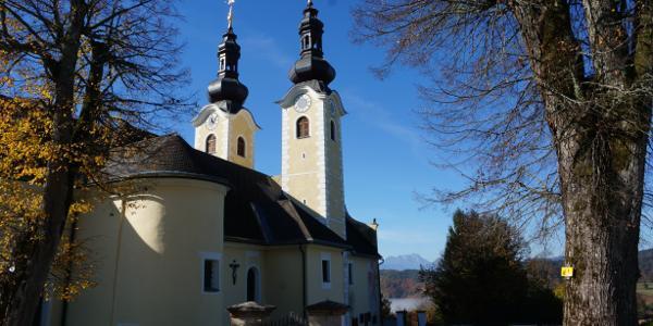 Pfarr- und Wallfahrtskirche Maria Rain
