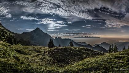 Panoramica di Tremalzo