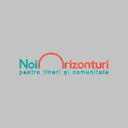 לוגו New Horizons Foundation Lupeni Headquarter