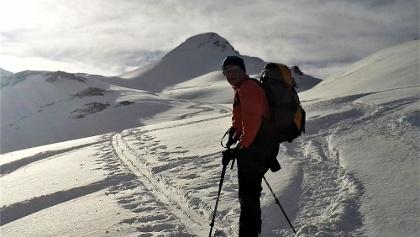 Aufstieg zum Schöderhorn