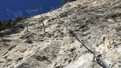 Klettersteig Magnifici Quattro : Via ferrata i magnifici 4 u2022 einstieg » outdooractive.com