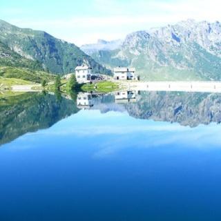 Pescegallo Lake - picture by Paolo Erba