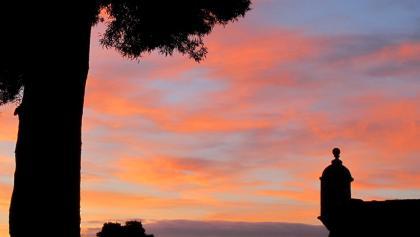 Valenca: Abenddämmerung