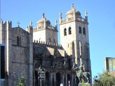 Porto: Kathedrale