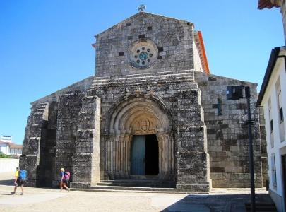 Rates: roman. Kirche Sao Pedro