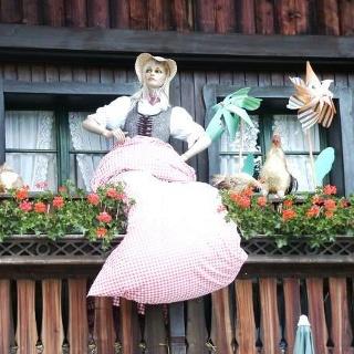«Frau Holle» im «Gersbacher Hof» ob Todtmoos