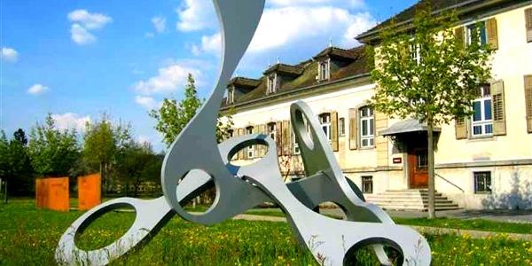 Skulptur in Sankt Urban