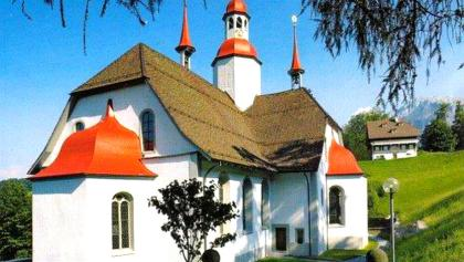 Wallfhrtskirche Hergiswald