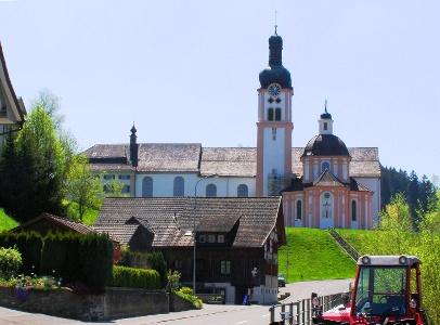 Fischingen: Benediktinerkloster St. Johann