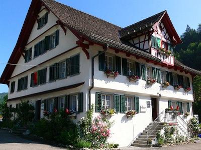 Steg: Gasthaus