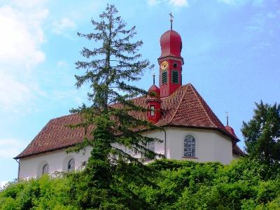 Kapelle von Flüeli-Ranft