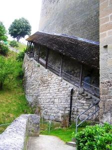 Mur d'enceinte de Fribourg