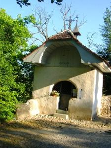 Kapelle St. Apolline und Glâne-Brücke