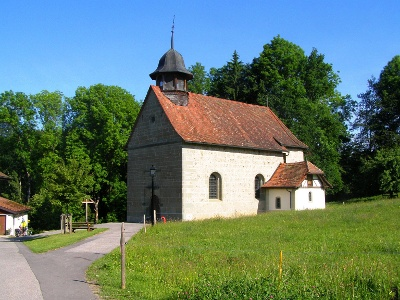 Kapelle bei Posat