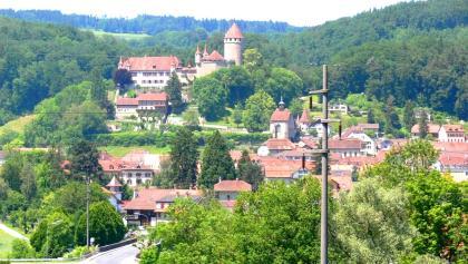 Lucens und Schloss