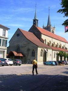 Eglise de Romont