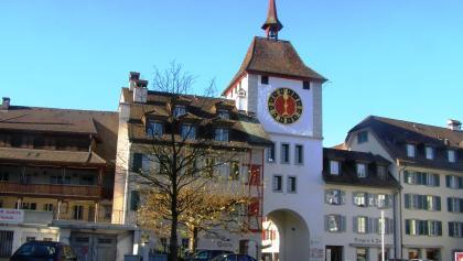 Willisau: unteres Stadttor