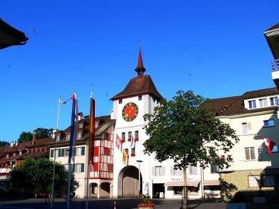 Willisau: Unteres Tor