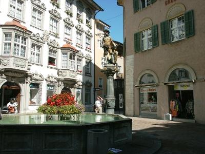 Schaffhausen: Altstadt