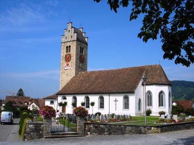 Lommis: Kirche  St. Jakob