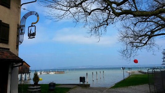 Idylle am Bodensee