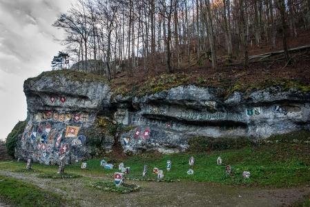 Wappenfelsanlage, Grellingen