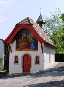 «Nothelfer-Kapelle» in Buochs