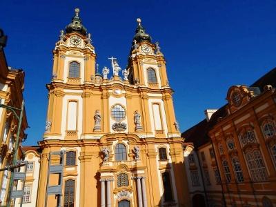 Klosterkirche Melk