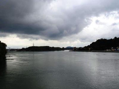 bei Pyburg über die Donau