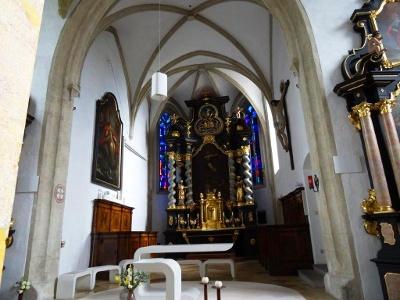 Kirche Mauthausen