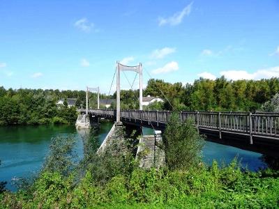 Brücke bei Pyburg