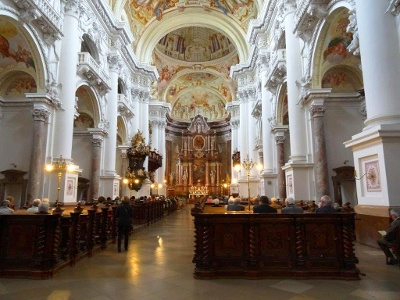 Klosterkirche St Florian
