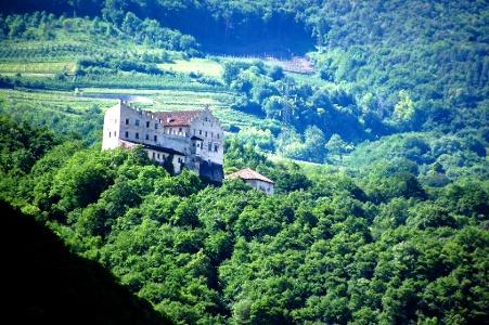 das Schloss Monreale