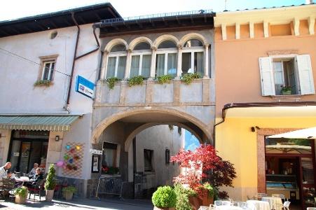 auf der Via Regia in Levico