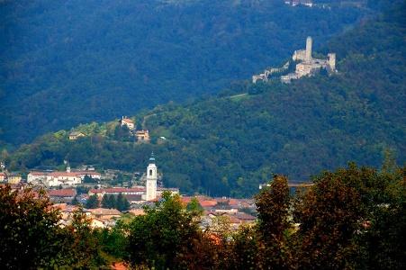 Schloss von Borgo Valsugana