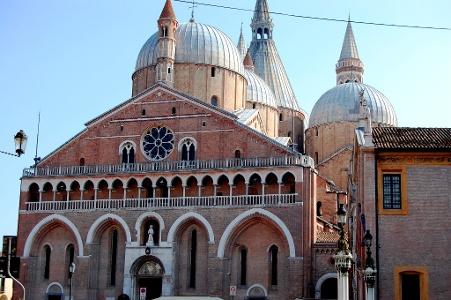 Padua: Basilika Del Santo