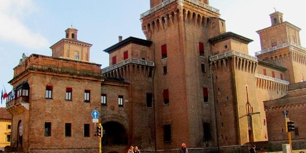 Ferrara: Schloss