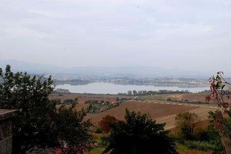 der Lago di Chiusi