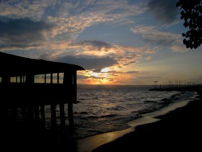 Tramonto sul Lago di Bolsena