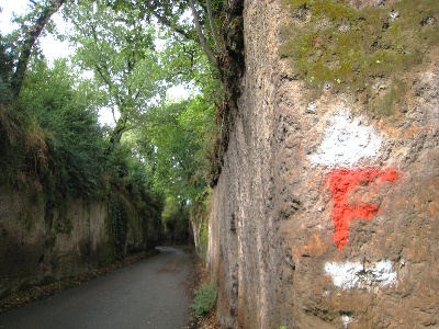 Strada Signorino (Var. A)