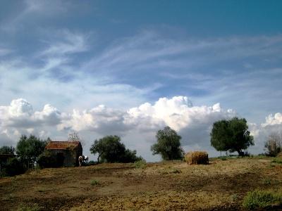 archaic landscape near Foprmello
