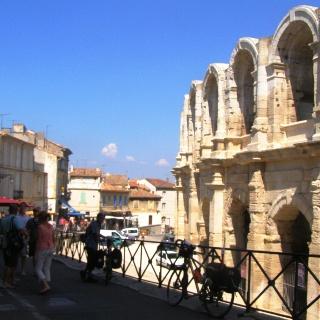 Arles : Amphithéâtre romain
