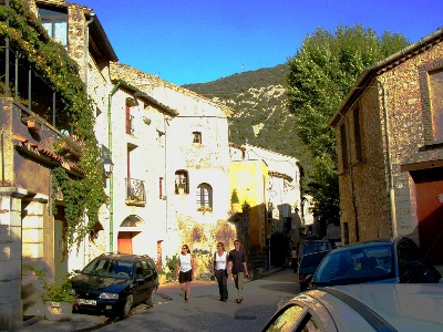 Saint Guilhem im «Circuit de l'Infernet»