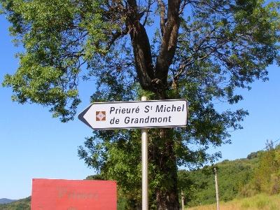 Klosteranlage Prieuré St. Michel-de-Garndmont