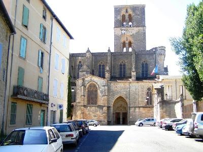 Lodève: Kathedrale St. Fulcran