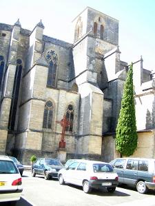 Lodève : Cathédrale Saint-Fulcran