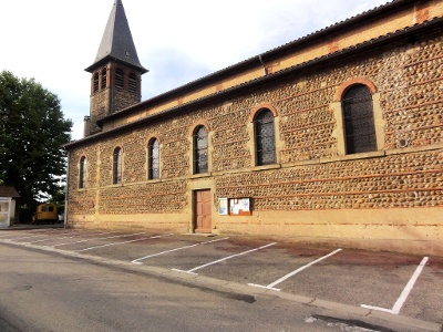 L'Eglise d'Ornacieux