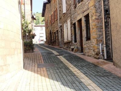 Chavanay: Rue des Pèlerins
