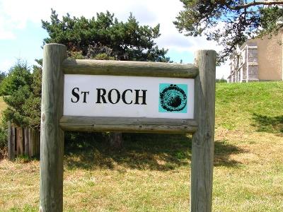 St. Roch auf den Monts de la Margeride
