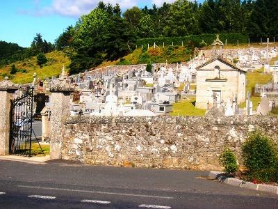 Friedhof von Aumont-Aubrac